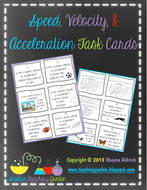 Speed--Velocity--and-Acceleration-Task-Cards_ScienceTeachingJunkie_SECURED_updated-12-4-14.pdf