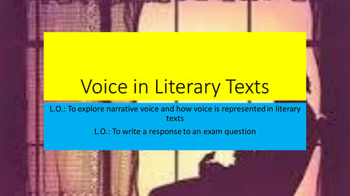 AS English Language and Literature: The Color Purple Resources