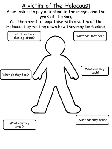 Developing Empathy Worksheet by Daisy-May123 - Teaching Resources ...