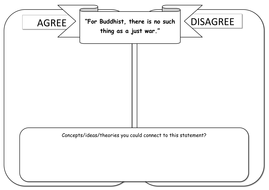 Engaged-Buddhism-and-Activism----Revision-Session-Silent-Debate-Worksheets.docx
