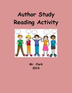 AuthorStudyReadingPacket.doc