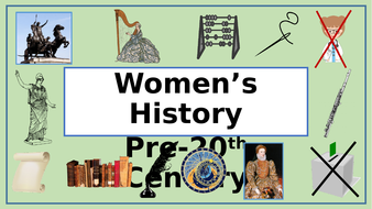 Powerpoint-1---Women's-History---Pre-20th-century.pptx