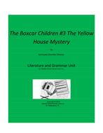 The Boxcar Children Book #3 Unit