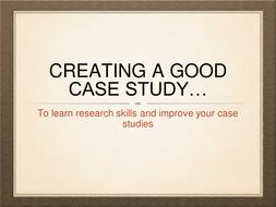 wii case study