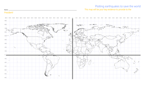 Mapping-Earthquakes-to-Save-the-World---blank-world-map.docx