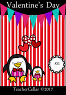 Valentine's Day Workbook KS1