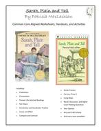 SarahPlainandTall54CommonCoreAlignedPrintablesandWorksheets.pdf
