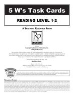 5WsTaskCardsA.pdf