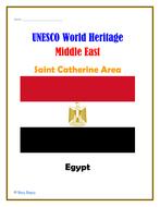 Middle East: Egypt: Saint Catherine Area
