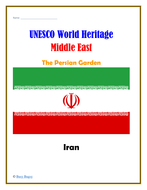 Middle East:  Iran: The Persian Garden