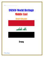 Middle East:  Iraq:  Erbil Citadel