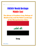 The Ahwar of Southern Iraq Refuge of Biodiversity.docx