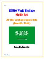 Middle East:  Saudi Arabia:  Al-Hijr Archaeological Site (Madâin Sâlih)