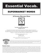 SupermarketWordsEssentialVocabularyRemediaPublications.pdf