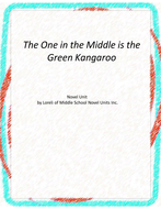 The One in the Middle is the Green Kangaroo Novel Unit