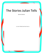 The Stories Julian Tells Book Unit with Literary and Grammar Activities - Featured