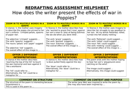 REDRAFTING-ASSESSMENT-HELPSHEET-POPPIES-Y9-ASSESSMENT-DR.docx