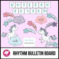 Unicorn Rhythm Music Bulletin Board