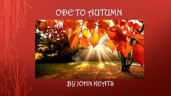 Ode-to-Autumn.pptx