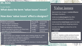 Value Issues Moral Social Cultural And Enviromental Issues Teaching Resources