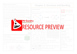 3-Structure and Bonding Revision Sheet.pdf