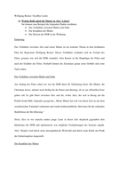 Model essay for Goodbye Lenin based on CCEA specification