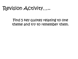 Revision-Activity.ppt