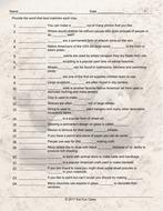 Art-Forms-Matching-Vocabulary-to-Sentences-Worksheet---AK.pdf
