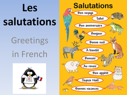 Les salutations basic greetings in french by gilberto teaching greetings m4hsunfo