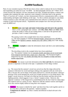 Essay/Extended Response Planning Tips and Scaffold