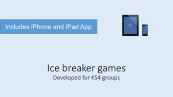 Ice Breaker Games for KS4