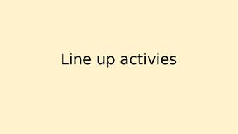 LineUpActivities.pptx
