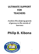 ULTIMATE SUPPORT TO TEACHERS (Teaching and Learning Techniques)