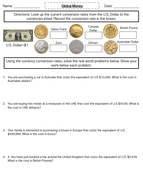 Money: Converting Currency