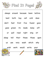 second-grade-sight-words-missing-PLUS-2-wd-searches-tes.docx