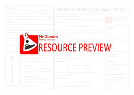 9-Chemical Changes - Metals Revision Sheet.pdf