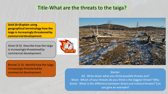 How-the-Taiga-is-threatened.pptx