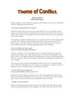 romeo juliet themes revision essay pack gcse aqa edexcel by romeo juliet conflcit wps doc