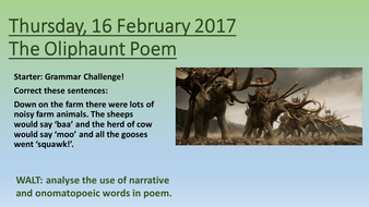 year 7 animal poetry lessons 5 8 by megan9519 teaching resources
