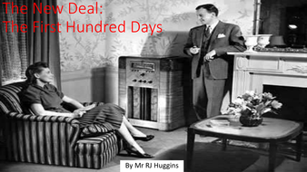 New Deal: How successful were the 'First Hundred Days?'