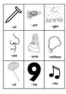 words beginning with n by sara turner montessori teaching
