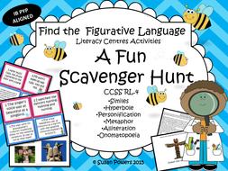 AFunFigurativeLanguageScavengerHunt.pdf