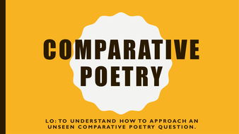 Comparative-Unseen-poetry.pptx