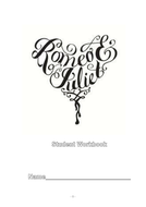 Romeo and Juliet- Work Book