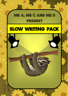 Slow-Writing-Pack---Mr-A--Mr-C-and-Mr-D-Present.pdf