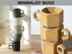 How to hand build a ceramic mug
