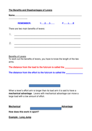 The-Benefits-and-Disadvantages-of-Levers.docx