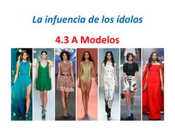 AQA A Level Spanish Modelos 4.3A