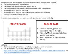 Aqa gcse chemistry c3 revision prep lesson by leveleasy teaching aqa gcse chemistry c3 revision prep lesson urtaz Choice Image