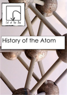 Science. History of the Atom. Facts and Worksheet